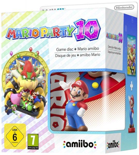 Mario Party 10 inkl. amiibo für 45,97€ @amazon.fr noch vorbestellbar