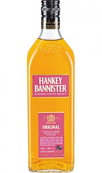 [Kaufland] Hankey Bannister Original Scotch Whisky 40 % für 7,77 € statt 9,99