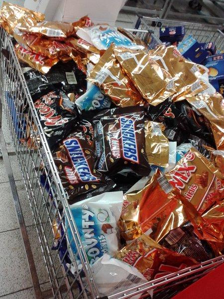 [NP Discount - Dessau-Roßlau] Mars / Snickers / Bounty / Twix Minis 333g Beutel