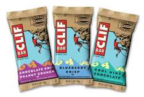 Clif Bar Energy-Riegel - ab 1,37€/Stück - @Chainreactioncycles.com