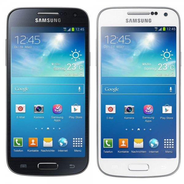 Samsung galaxy s4 Mini ab 29.01.2015 bei Aldi Nord und Aldi Süd für nur 199.00  €