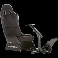 Playseat Evolution M alcantara oder leder
