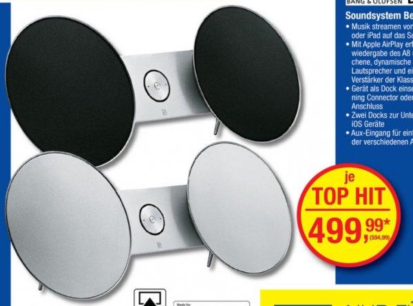 Metro: BeoPlay A8 schwarz oder weiß 594,99€ Brutto (Idealo 718,90€)