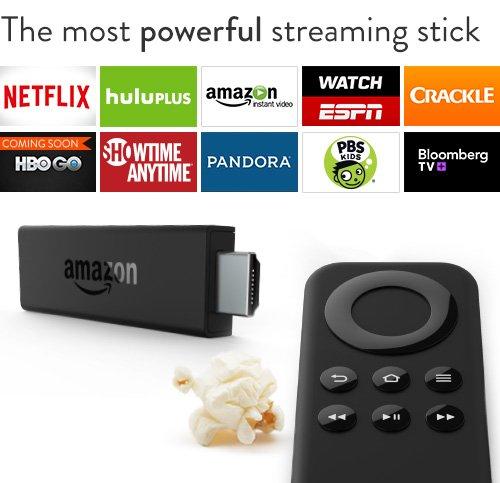 Amazon Fire Stick auf amazon.com