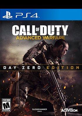 Call of Duty Advanced Warfare (Day Zero) für 40€ + 5€ VSK @Amazon