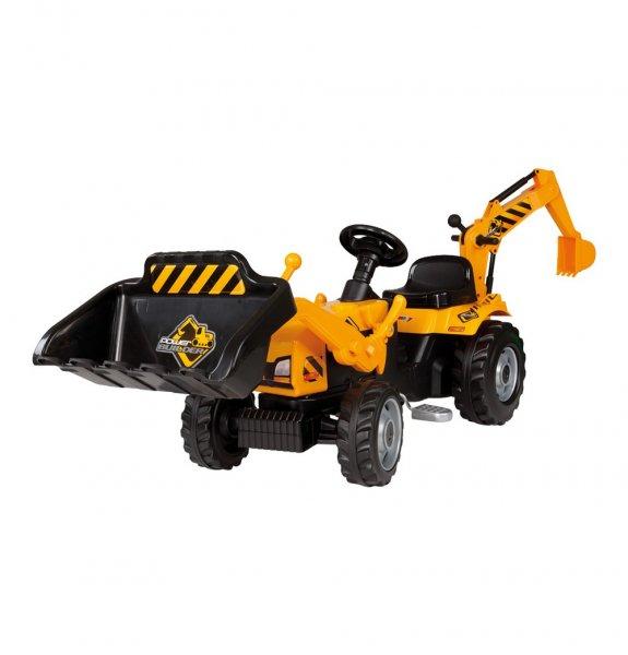 Traktor für Kinder ab 3 Jahren - Smoby Traktor Builder Max 62,99