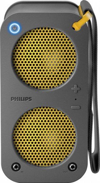 [OTTO] Philips SB5200G Bluetooth-Lautsprecher Grau