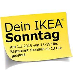 IKEA FRANKFURT: MALM Kommode für 29,- statt 59,- (nur am Sonntag 1.2.15)