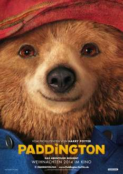 "[bambi Filmkunstkinos Gütersloh] Kostenlos ins Kino zu ""PADDINGTON"" (Prädikat: besonders wertvoll)"
