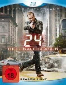 (MediaMarkt.de) (BluRay) 24 - Staffel 8