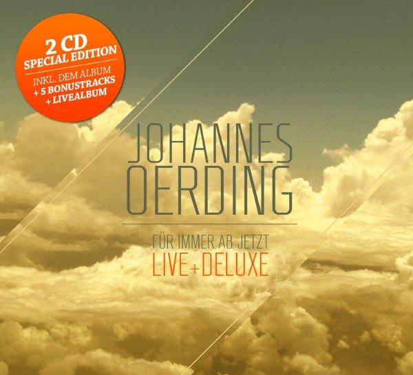 [Google Play] Album der Woche: Johannes Oerding - Für immer ab jetzt - Live und Deluxe, Album (17 Titel) + 16 Live Songs für 1,99€