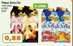 [Trink und Spar bundesweit] Pfanner Eistee verschiedene Sorten 0,44€/l