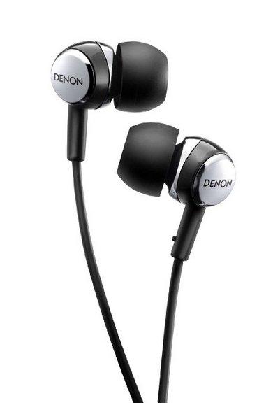 Denon AHC 260 In-Ear Ohrhörer schwarz für 11,69!