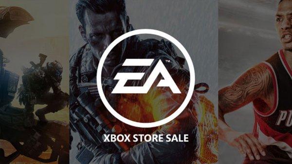 EA-Angebote: Xbox Store für Gold-Mitglieder