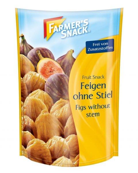 Amazon: Farmer's Snack Feigen, 10er Pack (10 x 250 g Beutel) Nur 15,90 € statt 27,90 €