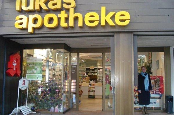 [Köln] 50 € Apotheken Gutschein für 25 € bei GROUPON (ggf. 2,50 € Extra-Rabatt)