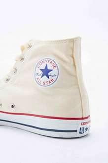 "[Urbanoutfitters] Converse ""Chuck Taylor"" Knöchelhohe Sneaker in Creme UK-10"