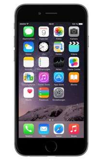 Getmobile iPhone 6 16GB mit Telekom Complete comfort S