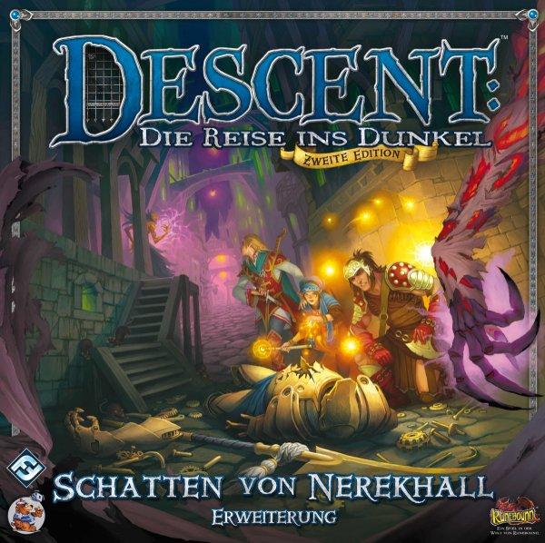 Descent 2. Edition: Schatten von Nerekhall [Buecher.de]
