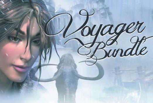 [BundleStars][Steam] Voyager Bundle (8 Spiele), inkl. Syberia, Syberia II - 3,10€