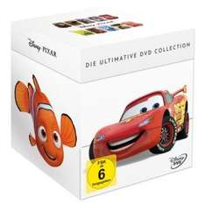 Disney Pixar Collection (18 DVDs) für 44€ @Real