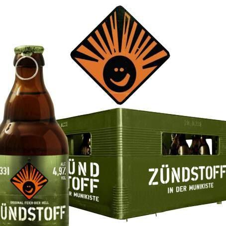 [lokal Stuttgart und Umgebung] Zündstoff Bier 20x 0,33 6,99€ und Warsteiner 20x 0,5l für 10.00€ inkl. Lieferung