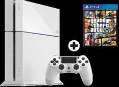 [Saturn.de] Playstation 4 weiß + GTA V ab 399€