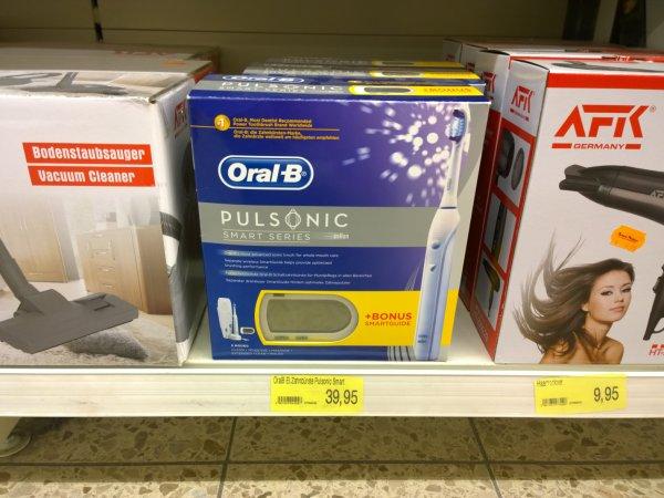 Oral-B Pulsonic SmartSeries für nur €39,95 @ Thomas Philips / Wöllstadt