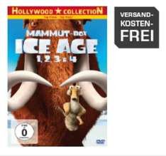 Ice Age 1-4 DVD Box @saturn