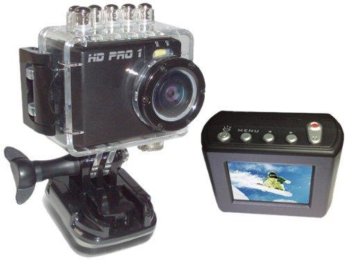 [MeinPaket] HD Pro 1 Action Cam inkl. Zubehör für 46,99€ inkl. Versand