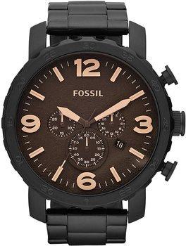 @Amazon: Fossil Herren-Armbanduhr XL Trend Analog Edelstahl JR1356 für 74,50 (Idealo ab 103 €)