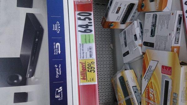 [Lokal Hamm] Samsung 3D Blu Ray Heimkinoanlage 64,50€