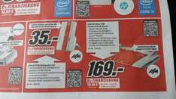 Fritzbox 7390 beim Mediamarkt in koeln 169€