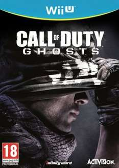 Call of Duty: Ghosts [Wii U] [Pegi] für 10,95 Euro