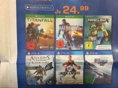 Assassins Creed IV, Need For Speed Rivals (PS4), Titanfall, Battlefield 4 (Xbox One) je 24,99