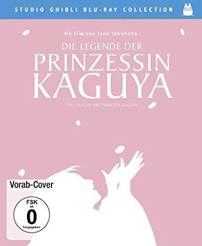 Die Legende Der Prinzessin Kaguya - Ghibli Collection [Blu-Ray] Vorbestellung | Amazon + ggfs. Versand