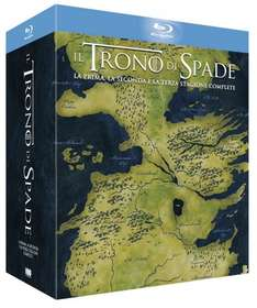 Game of Thrones - Staffel 1-3 auf Blu-ray für 40,43€ inkl. Versand @amazon.es (it. Version mit dt. Ton)