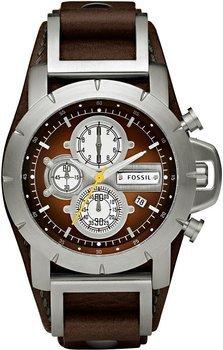 [Elektroshop Wagner] Fossil Trend JR1157 Herren Edelstahluhr mit Leder-Armband für 66,98€ incl.Versand!