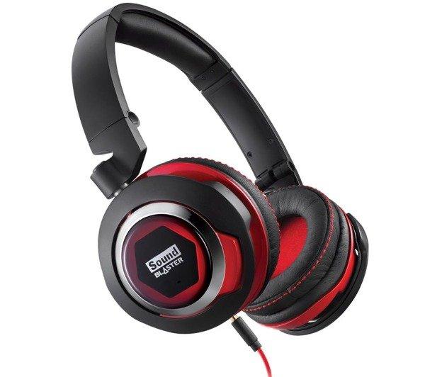 Creative Sound Blaster EVO Gaming-Kopfhörer für 49€ @Pixmania