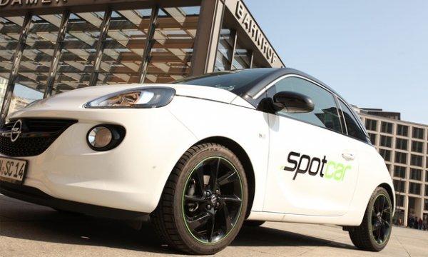 [Groupon - Berlin] Spotcar Carsharing mit bis zu 100 Km
