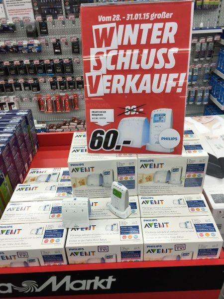 Philips Avent scd 525 Babyfon 60€  Lokal Mediemarkt Henstedt-Ulzburg