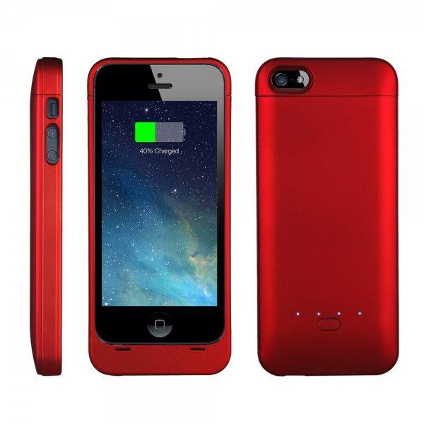 20% Rabatt auf EasyAcc® B5 MFi 2200mAh Ultradünne iPhone 5/5s Akku Ladehülle