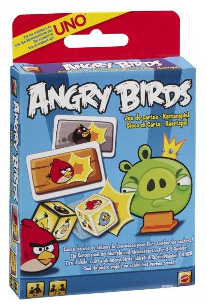 UNO Angry Birds Kartenspiel für 4,99€ @amazon.de -50%