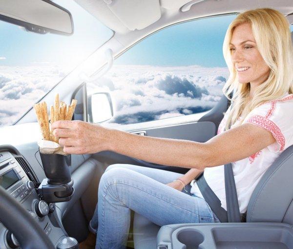 [7% Qipu] Auto-Snackbehälter für Pommes, Süßigkeiten etc. zum Preis von 1,95€ mit Abholung in Filiale @Tchibo