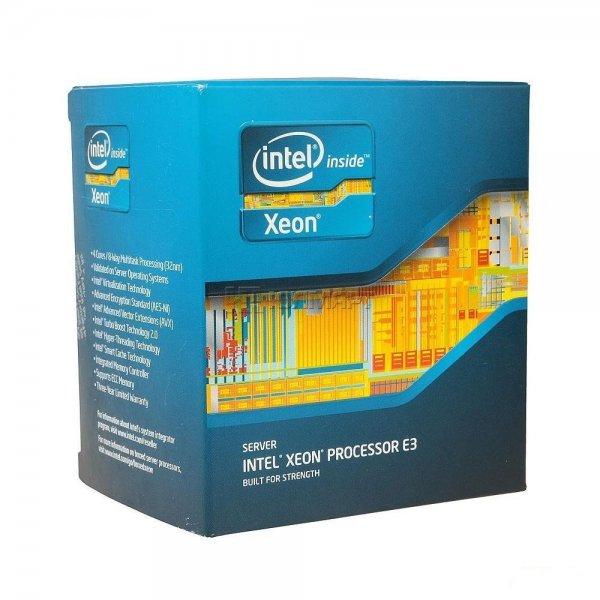 Intel Xeon E3-1275 CPU / Sockel 1155 LGA12C 4Kerne +4 HT 227€ inkl. Versand / Idealo ab 317,- €