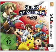 [amazon.de WHD] Super Smash Bros. für Nintendo 3DS - 28,90€