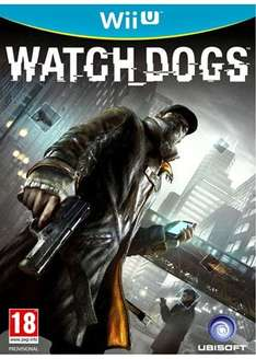 Watch Dogs Wii U für 23,55€ @base.com