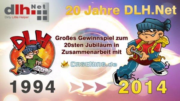 [7x Steam] 20 Jahre DLH.Net Jubiläums-Event