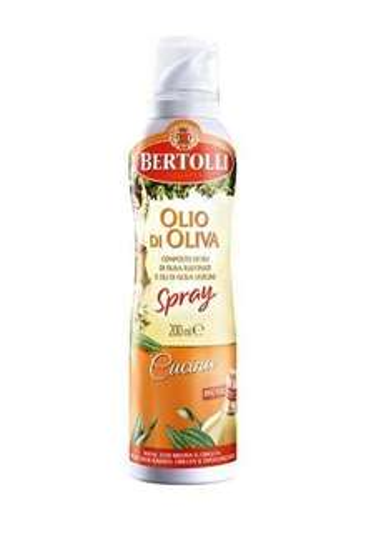 [Penny evtl. nur lokal] Bertolli Spray Olio Di Oliva Cucina/ Extra Vergine200 ml [Abverkauf]