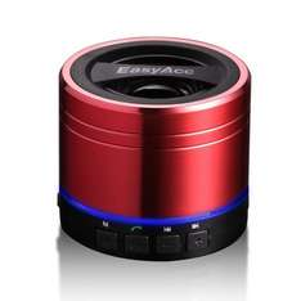 EasyAcc Mini - Bluetooth Lautsprecher mit FM-Radio [Ebay]